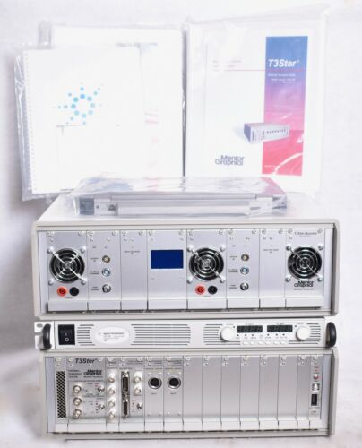 Mentor Model T3Ster Thermal Measurement System Agilent #N5770A SERIES 2000