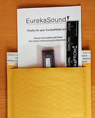 Купить EurekaSound EurekaPROM v3.2 - EurekaPROM3, Replacement EPROM for the Behringer FCB1010