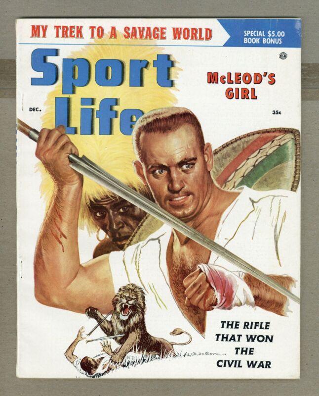 Sport Life #Vol. 3 #4 FN- 5.5 1956