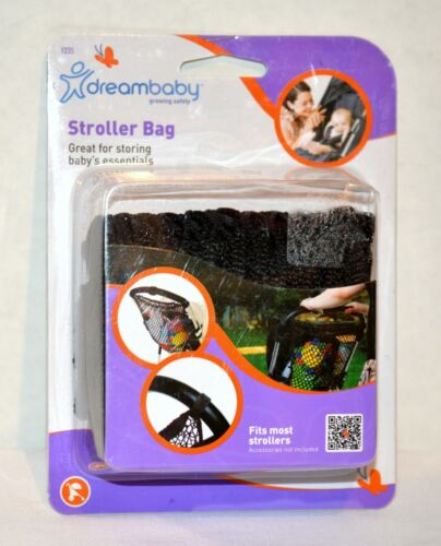 Dreambaby Stroller Bag - Black – New/Sealed