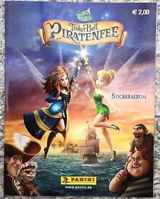 Leeralbum - Tinkerbell und die Piratenfee, Panini - Tinkerbell Fee Pirate
