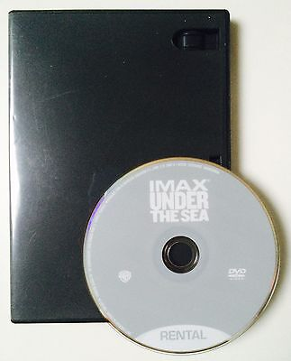 IMAX Under the Sea - GOOD DVD ONLY in case - (eb3) - Under The Sea Font