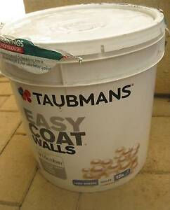 Taubmans Paint 15Litre New Sealed Colour Salem Blue Paid Over Forrestdale Armadale Area Preview