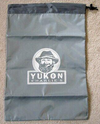 "как выглядит NEW YUKON CHARLIES SNOWSHOE CARRY CARRYING GEAR BAG - JUNIOR - 19""x16.5"" фото"