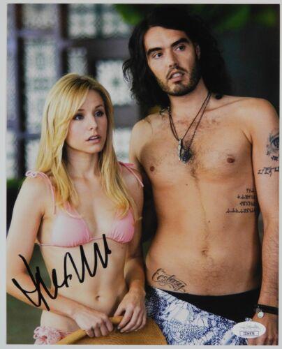 Kristen Bell Autograph JSA 8 x 10 Signed Photo