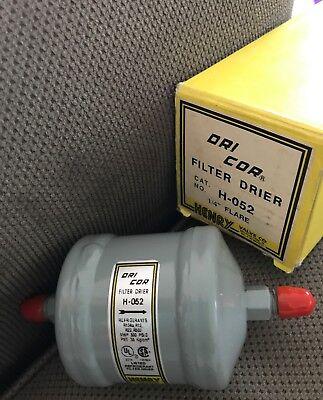 Dri Cor Filter Drier H-052 14 Flare