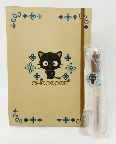 Sanrio Chococat 2-Way Writer & Quadrille Ruled Notebook ~ 2005