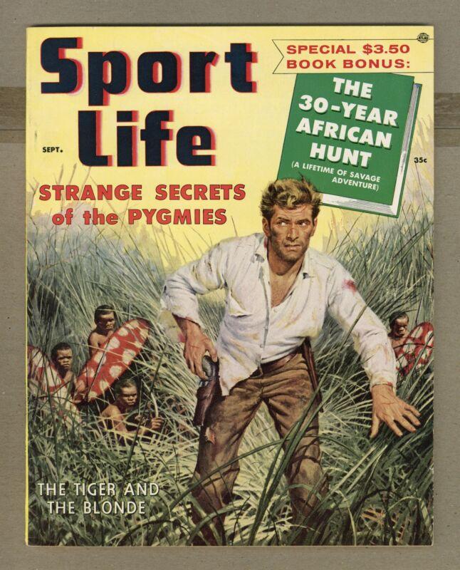 Sport Life #Vol. 3 #3 FN+ 6.5 1956
