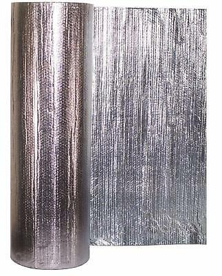 Silver Mp Double Foil With Singledouble Bubble Insulation All Sizes Available