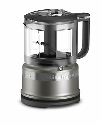KitchenAid Refurbished 3.5-Cup Mini Food Processor | Cocoa Burnished