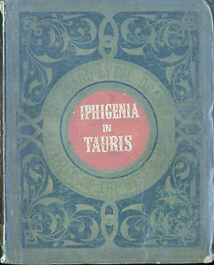 Music - Iphigenia in Tauris by Gluck, Boosey & Co