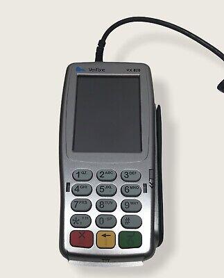 New Verifone Vx820 Payment Terminal