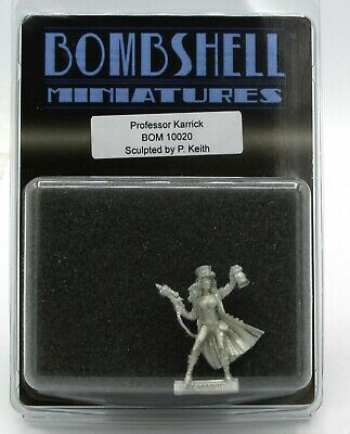 Bombshell BOM10020 Professor Karrick (Babes) Female Steampunk Investigator Hero](Steampunk Babes)