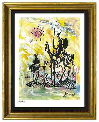 Pablo Picasso Signed/Hand-Numbered Ltd Ed