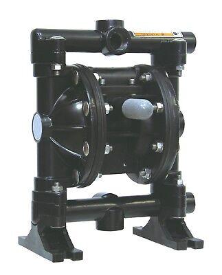 12 Aluminumhytrel Pump Double Diaphragm Air Pump 220f New In Box