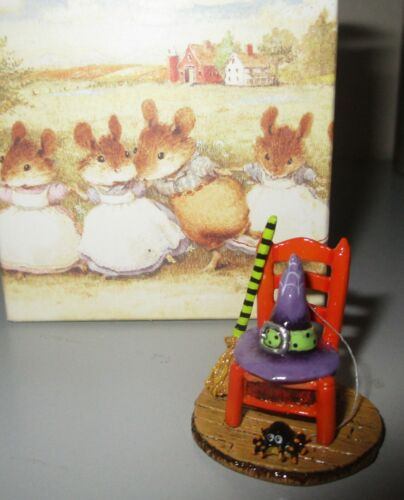 Wee Forest Folk Figurine WITCHY