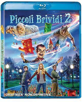 Piccoli Brividi 2: I Fantasmi Di Halloween (Blu-Ray) SONY PICTURES