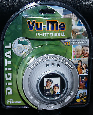 Цифровая фоторамка Digital Photo Frame Golf