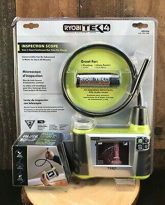 Ryobi Tek4 Rp4206 4-volt Digital Inspection Scope New