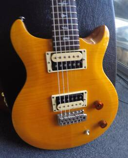 PRS SE Santana Electric Guitar Enoggera Brisbane North West Preview