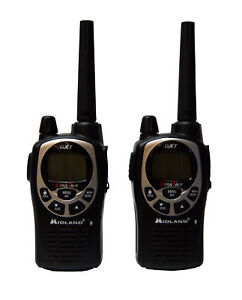 Midland GXT1000VP4 36-Mile 50-Channel FRS/GMRS Two-Way Walkie-Talkie Radio-Pair