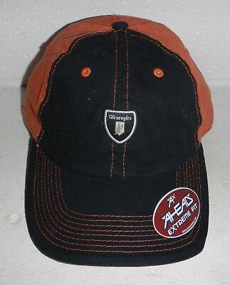 NWT Gleneagles Country Club Golf Course Logo Baseball Hat Cap by Ahead