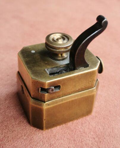 Antique Tool Scarificator Bloodletting Device Bleeding Working Civil War 8 blade