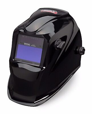 Lincoln Electric Viking 1840 Black Auto Darkening Welding Helmet K3023-3