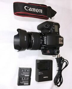 Canon T6s With 18-55mm  Lens, Looks New,Made in japan,24.5 pixel