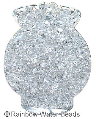 *** WATER BEADS FOR TABLE CENTERPIECES - MAKES 8 GALLONS,  BUY 2 GET 1 FREE ***