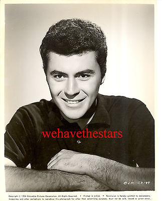 Vintage James Darren HANDSOME '58 Publicity Portrait