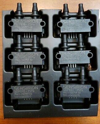 Sensirion Sdp610-25pa Differential Pressure Sensor