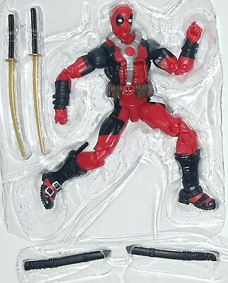 """Marvel Legends DEADPOOL 6"""" Figure X-MEN 80 Years Ultimate Rider Scooter Corps"""