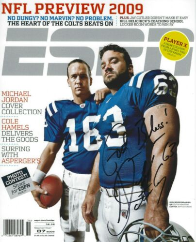 Jeff Saturday Football Card Database - Newest Products will be ...