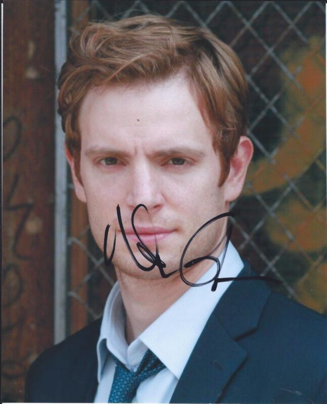 Nick Gehlfuss Signed Autographed 8x10 Photo Chicago Med Pd Shameless A