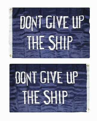 2x3 commodore perry dont give up