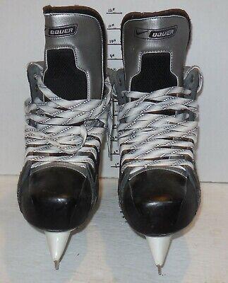 the latest e25b8 87830 Nike BAUER SUPREME 30 ICE HOCKEY SKATES ADULT SIZE 8D SKATE 9 SHOE