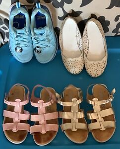 Girls summer shoes size 12