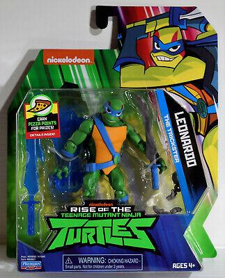MOC Playmates Toys Nickelodeon Rise of the Teenage Mutant Ninja Turtles LEONARDO