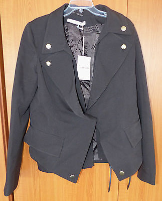 Givenchy Paris Blazer Caban Jacket Jacke  Braun 38 36 NEU #3
