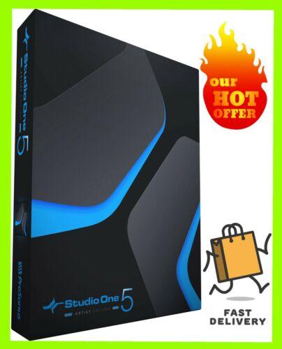Presonus Studio One 5 Professional Full Version ✅ For Windows Fast Delivery 📩