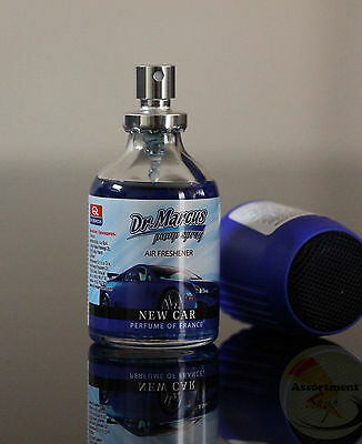 NEW CAR Smell High Quality Perfume Dr.Marcus Air Freshener Pump Spray Essence