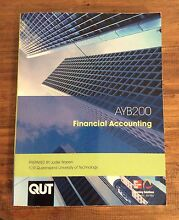 AYB200 - Financial Accounting Pine Mountain Ipswich City Preview
