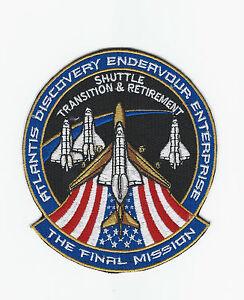 space shuttle enterprise patch - photo #13