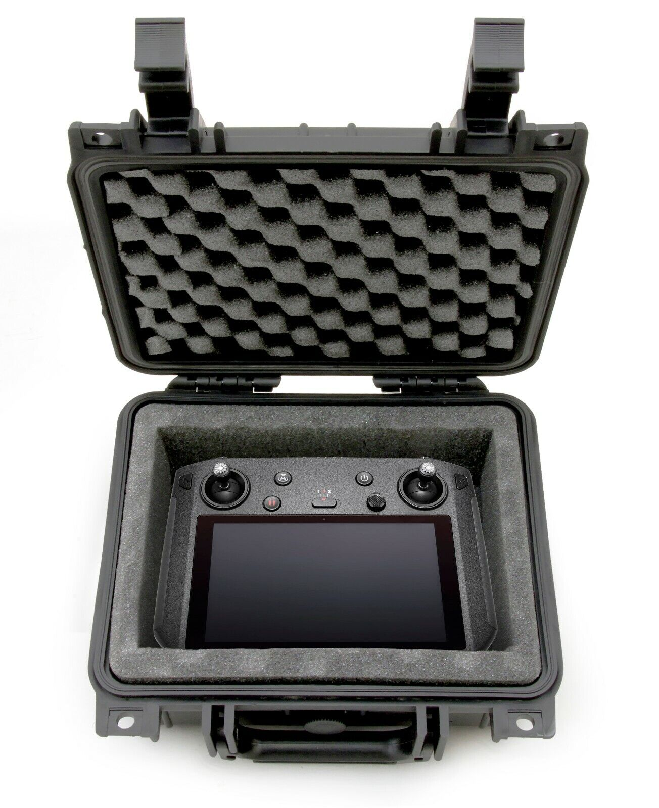 CASEMATIX Waterproof Carry Case Protects DJI Smart Controlle