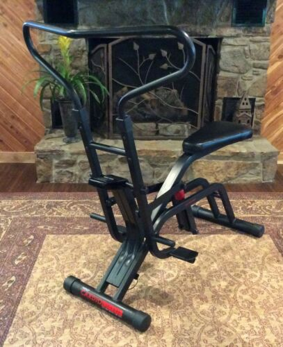 WESLO CARDIO GLIDE TOTAL BODY FITNESS EXERCISE MACHINE W/ MONITOR
