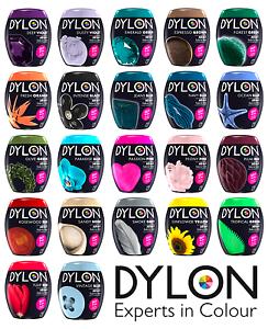 DYLON-Machine-Dye-Pods-350g-Full-Range-of-Colours-Available