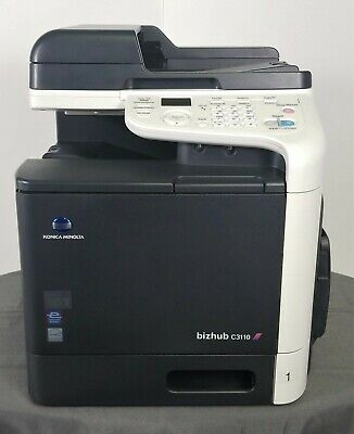 Konica Minolta Bizhub C3110 Printer Copier Scanner