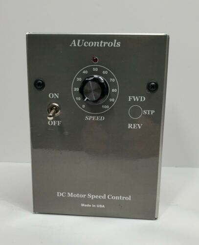 90V DC Industrial Motor Controller, 1HP, Mod. ASCB1-1, Made in USA.