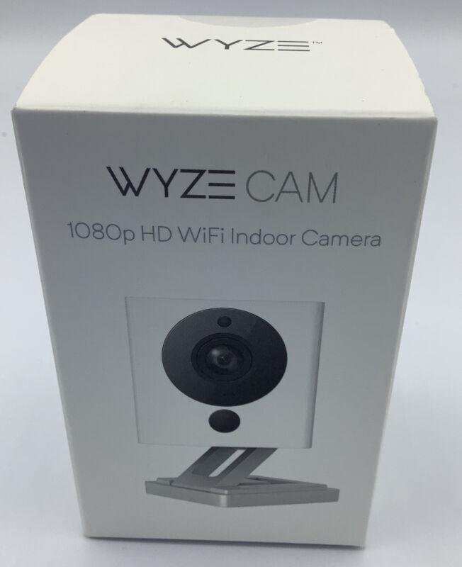 Wyze Cam 1080p HD Indoor Smart Home Security Camera